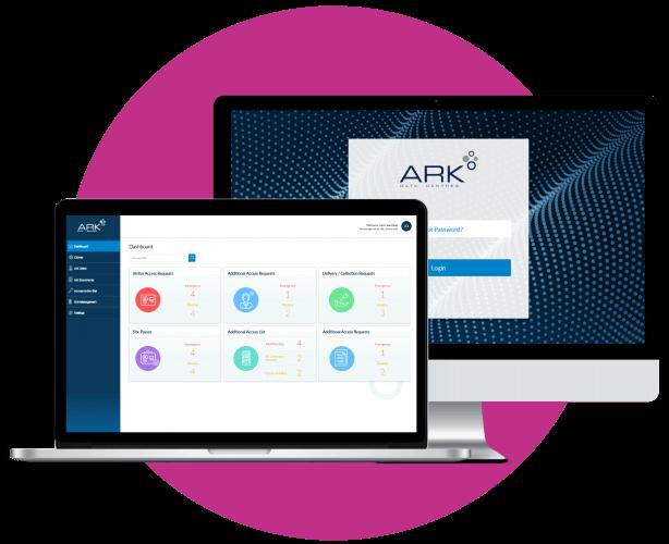 Customer Portal - Ark Data Centres