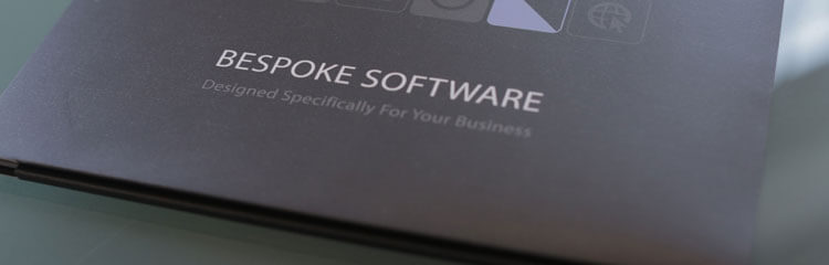 Bespoke Software Brochure