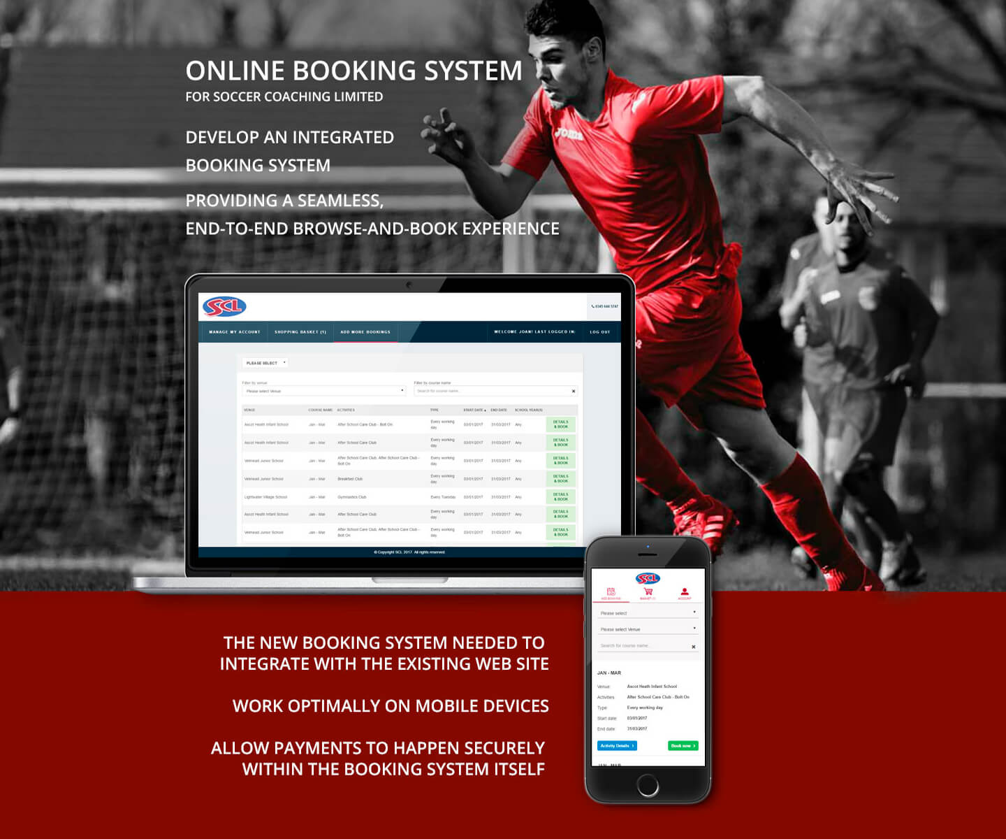 Soccer Coaching Limited (SCL)
