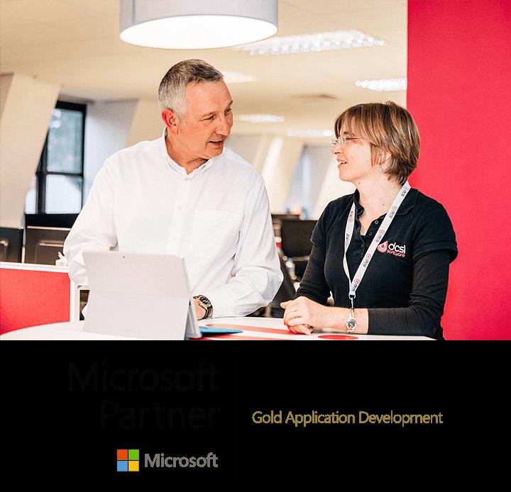 Microsoft Gold Partner for Application Development
