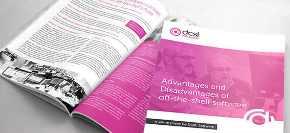 ebook Advantages and Disadvantages of off the Shelf Software