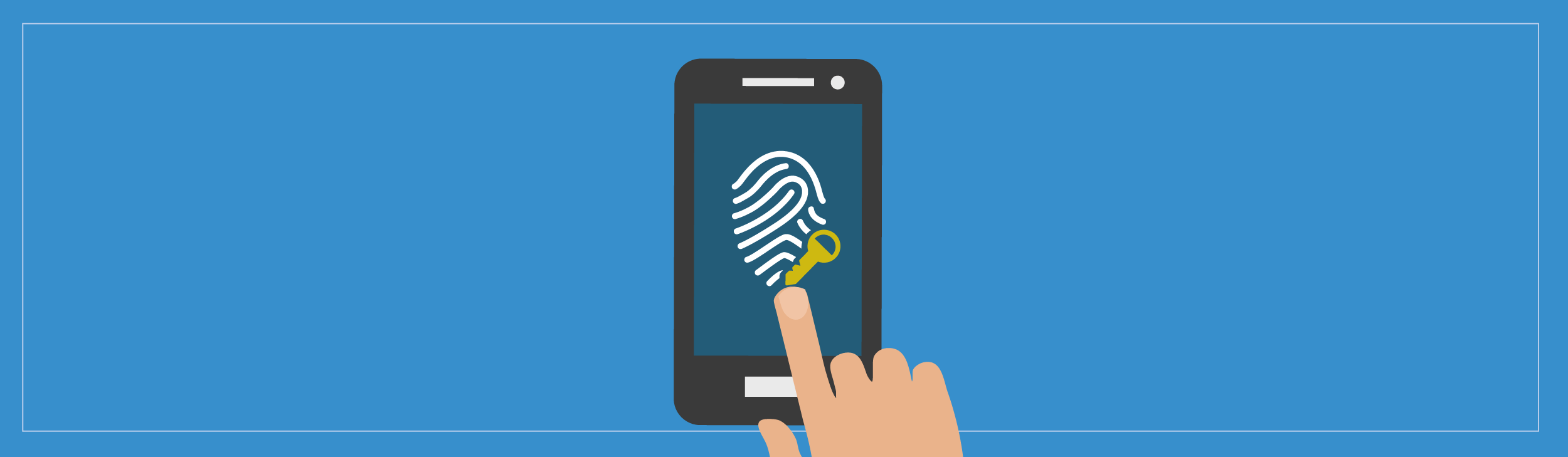 How Biometrics are used in Software Security