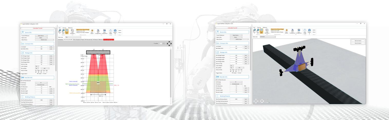 engineering software development screens