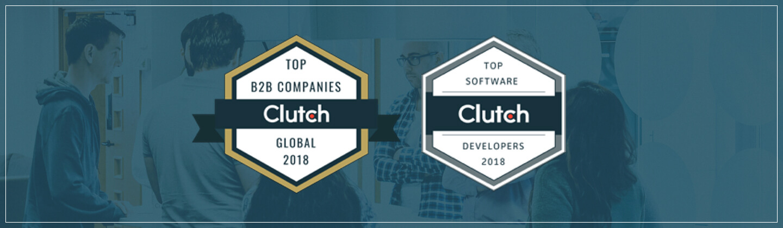 Thank u, next…. DCSL Software Gains Praise as a Top Software Developer in Clutch Global Event