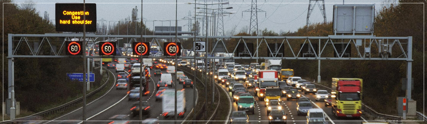 The technology behind the smart motorway