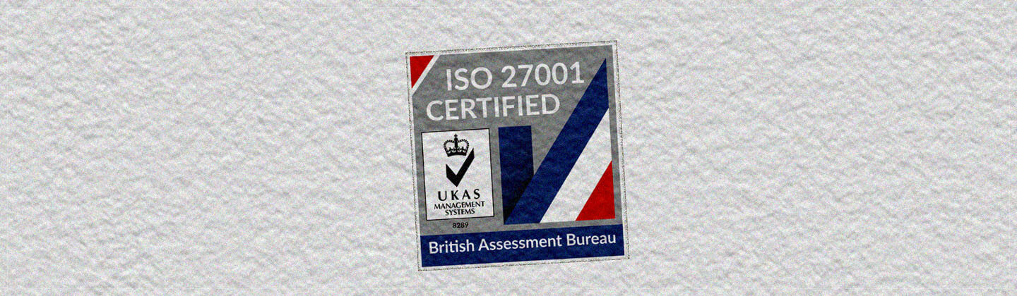 ISO 27001 recertification