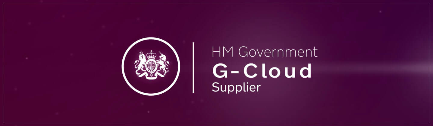 DCSL is proud to be part of the G-Cloud framework