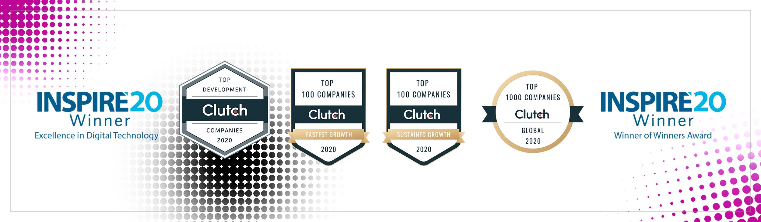 DCSL wins multiple prestigious awards in 2020