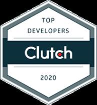 Clutch Top Developer 2020